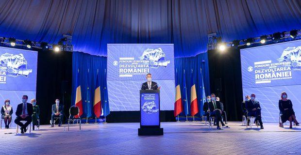 Cum au împărțit Iohannis și Guvernul cele 30 de miliarde de euro din planul de relansare UE