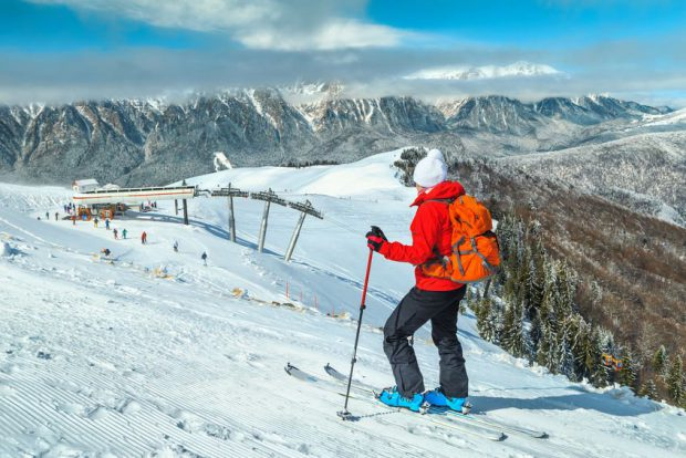 Angela Merkel propune închiderea tuturor stațiunilor de schi din UE, de teama COVID. Austria se opune