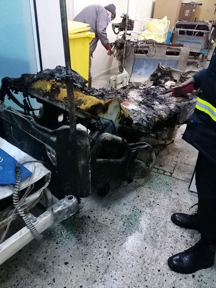 """Fiica unui bărbat decedat la Piatra Neamț: """"Sora mea mi-a răspuns: arde! Zic: arde de nerăbdare? Nu, zice ea, arde spitalul"""""""