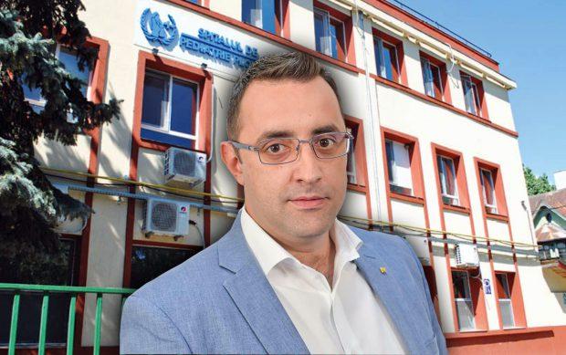 Primul manager de spital de care a scăpat Nicușor Dan a fost numit pe aceeași poziție la Spitalul de Pediatrie Ploiești