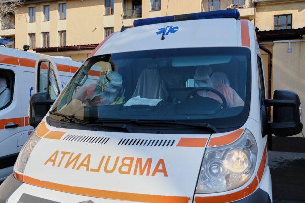 CNAS: Ambulanţele private vor răspunde la 112 pentru a ajuta sectorul public în pandemia de COVID