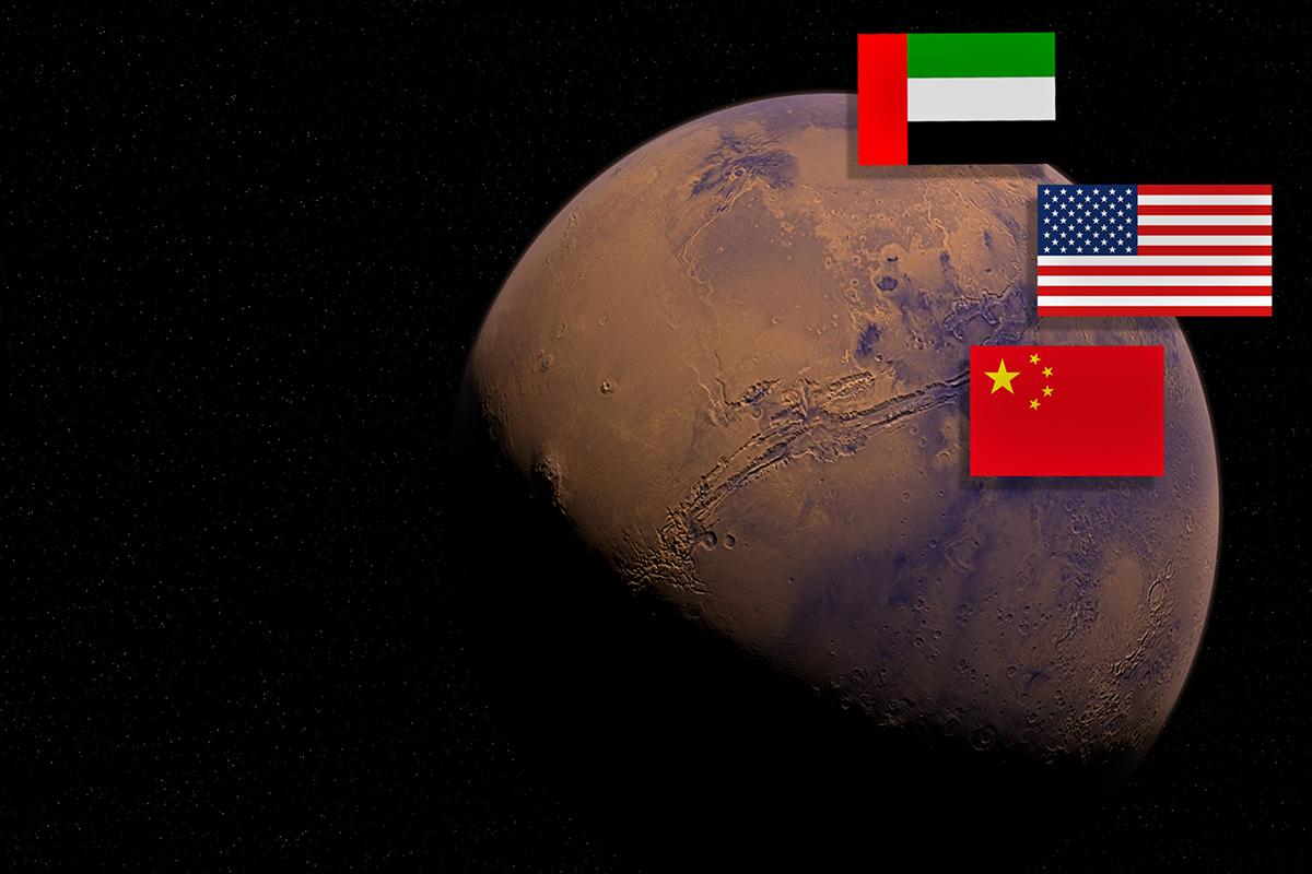 Spectacol pe cer: Venus, Jupiter și Marte, într-o rară apropiere la linia orizontului : Europa FM