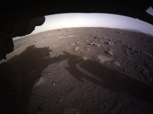 NASA a prezentat primele sunete de pe Marte, captate de roverul Perseverance
