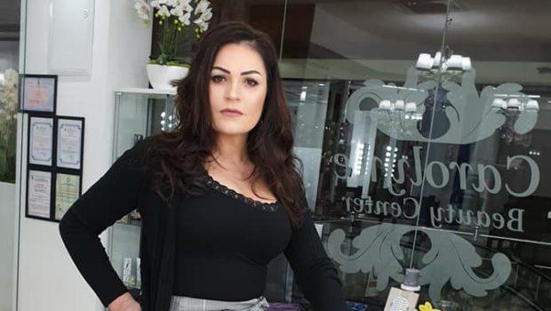 Ancuța Cârcu, supranumită Sexy PRM-ista, arestată preventiv într-un dosar de proxenetism
