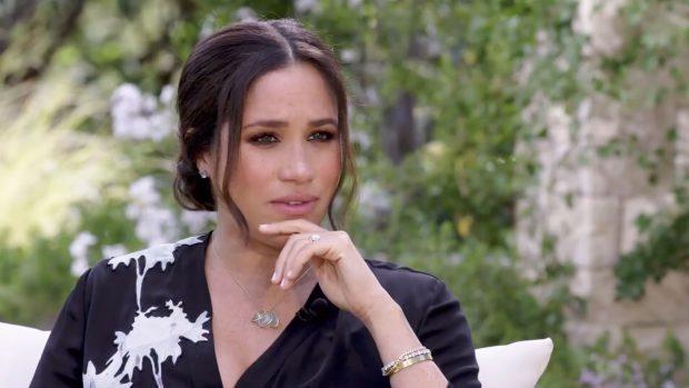 Meghan Markle a spus în interviul acordat lui Oprah Winfrey că a avut gânduri sinucigaşe