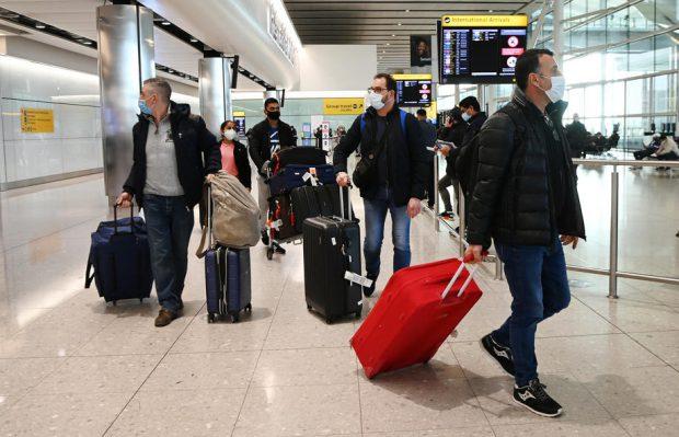 Marea Britanie anunță că va amenda cetățenii care încearcă să iasă din țară fără justificare valabilă