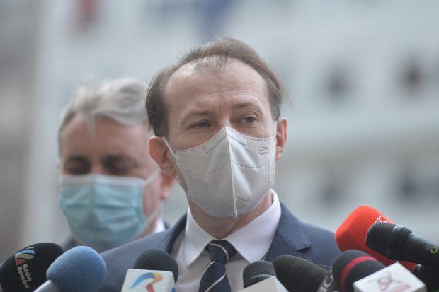 Florin Cîțu: Am putea renunța la mască pe 1 august. Care e condiția