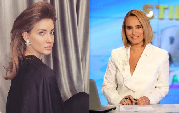 """Iulia Albu a analizat-o atent pe Andreea Esca: """"Are un stil care poate părea depășit"""""""
