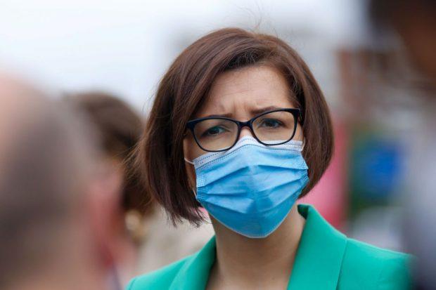 """Ioana Mihăilă: """"Voi susţine ca, la interior, copiii să rămână cu mască, cel puţin cei care nu sunt vaccinaţi"""""""