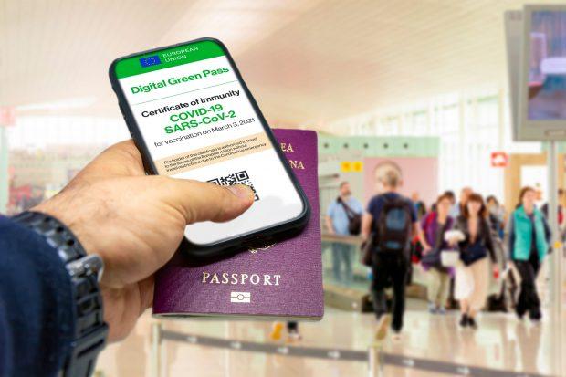 Italia vrea să impună pașaportul verde Covid tuturor angajaților