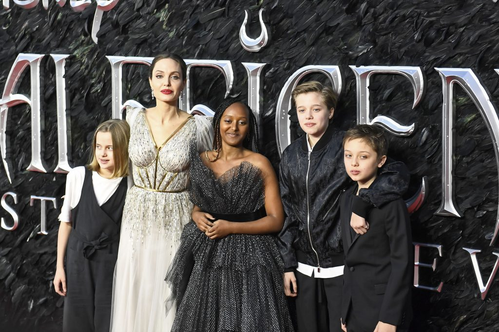 The transformation of Shiloh, the 15-year-old daughter of Angelina Jolie and Brad Pitt.  She was rumored to be undergoing sex change treatment