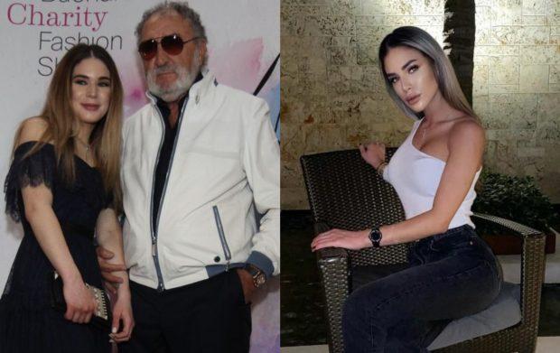Imagini rare cu unica fiică a lui Ion Țiriac. Cum arată Ioana la 23 de ani