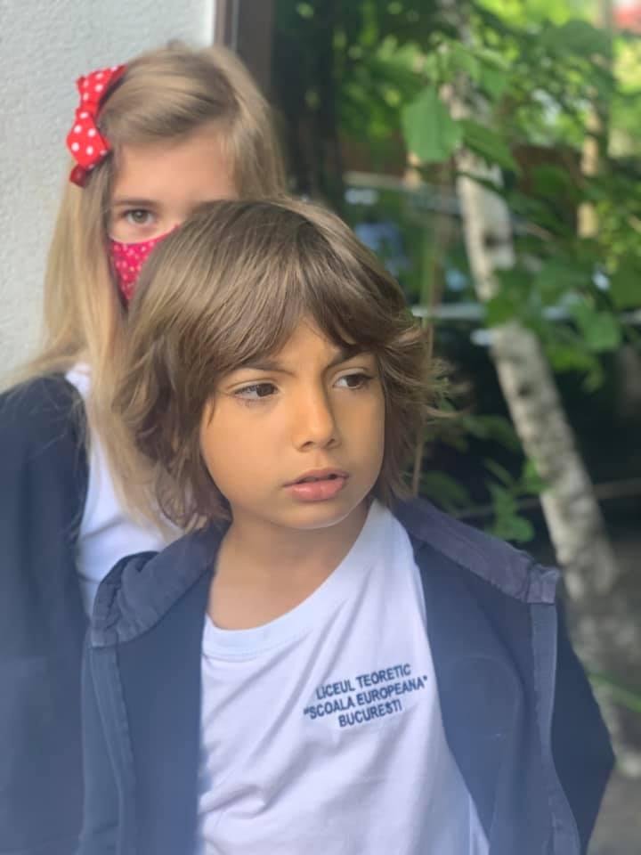 """Băiețelul adoptat de Horia Brenciu a împlinit 7 ani. Cum arată acum Toma, """"prințul moștenitor"""""""