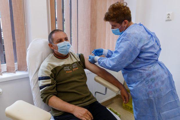 O nouă scădere a ritmului vaccinării. Sub 25.500 de persoane, imunizate în ultimele 24 de ore