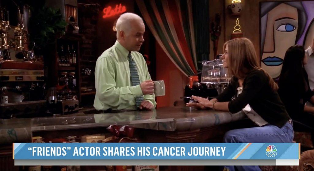 """James Michael Tyler, Gunther din """"Friends"""", a anunțat că suferă de cancer: """"Probabil mă va termina"""""""