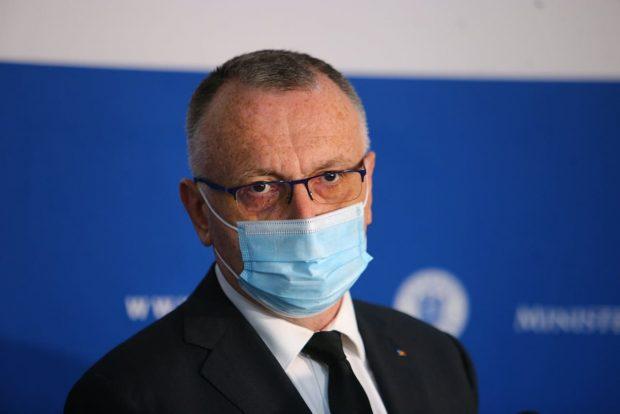 Sorin Cîmpeanu anunţă câţi elevi s-au vaccinat cu o săptămână înainte de începerea şcolii