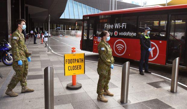 Australia trimite Armata pentru a impune carantina Covid la Sydney, după ce numărul infectărilor cu tulpina Delta a explodat