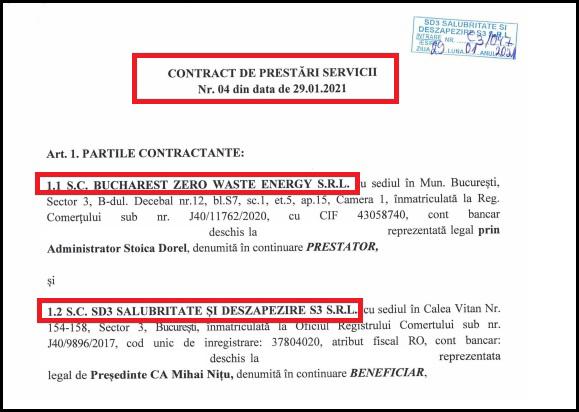 Abia fondată, o firmă din grupul lui Nelu Iordache a primit contract de la primăria lui Negoiță