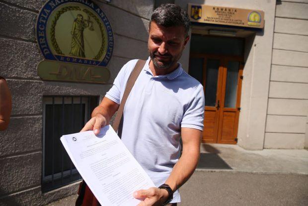 Plângere penală împotriva lui Cîțu în scandalul documentului cu antetul Guvernului