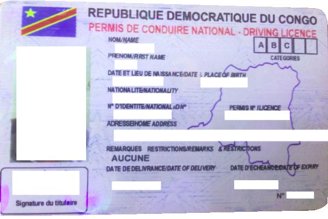 """Schema prin care peste 100 de români au reușit să facă rost de permise de conducere din Congo. """"Taxa"""" sărea de 2.000 de euro"""