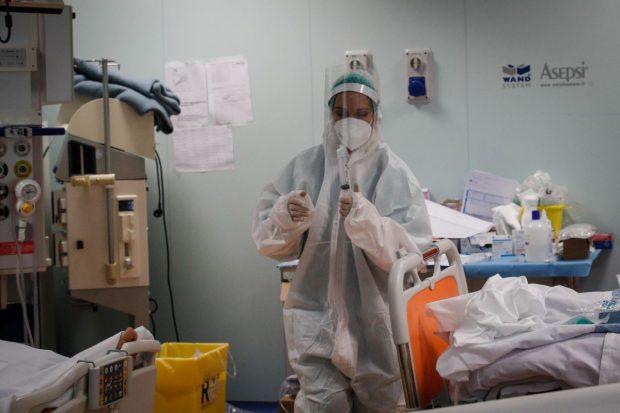 Coronavirus în România, 13 octombrie  2021. Numărul deceselor de COVID a depășit 40.000