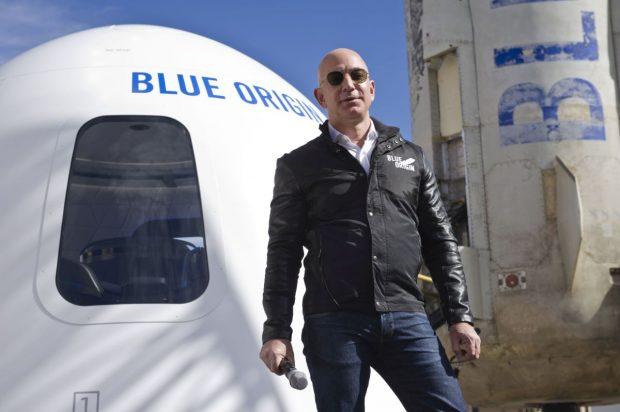 Miliardarul Jeff Bezos plănuiește să construiască un parc de afaceri spațial. Când ar urma să fie lansat