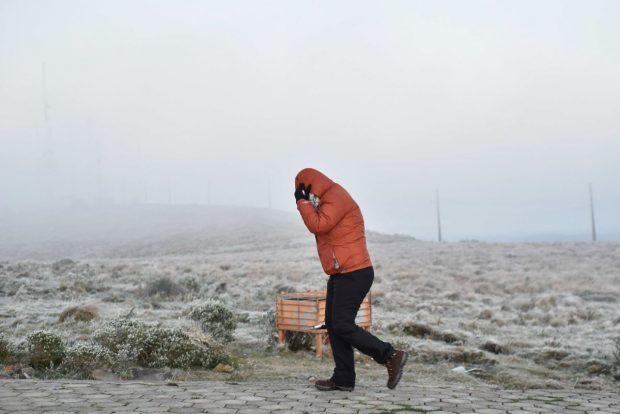 Ninsori neobișnuite în Brazilia. Unii locuitori au văzut zăpada pentru prima dată