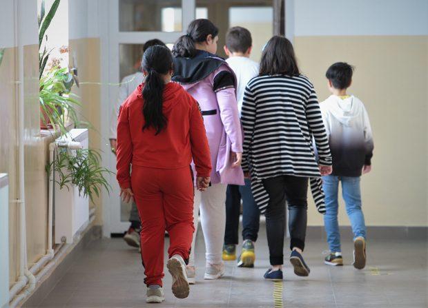 Câți elevi din România sunt vaccinați anti-COVID. Topul județelor fruntașe