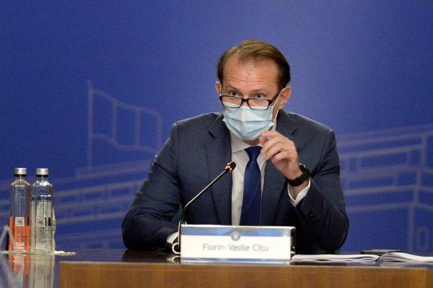 Florin Cîţu: PNRR este aprobat. Şefa CE vine pe 27 septembrie să semneze