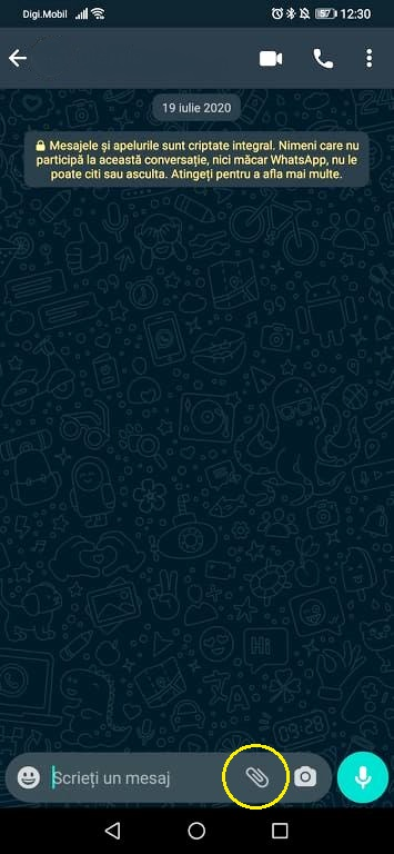 Cum dai share location din WhatsApp și Facebook Messenger
