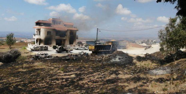 Cel puţin 28 de morţi şi 79 de răniţi, după explozia unei cisterne cu benzină, în nordul Libanului