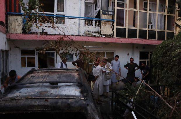 """""""A fost o greșeală oribilă"""". Șeful Pentagonului își cere scuze pentru atacul cu dronă de la Kabul în care au murit 7 copii"""