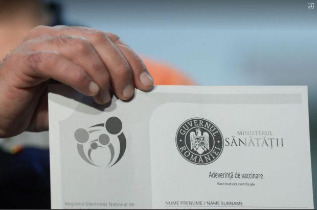 Percheziții la mai multe cabinete medicale, într-un dosar care vizează falsificarea de certificate de vaccinare anti-COVID