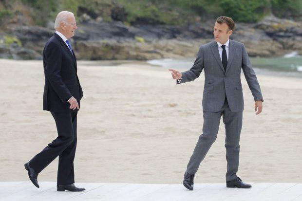 Franța își recheamă ambasadorii din SUA și Australia, după semnarea acordului de securitate Aukus