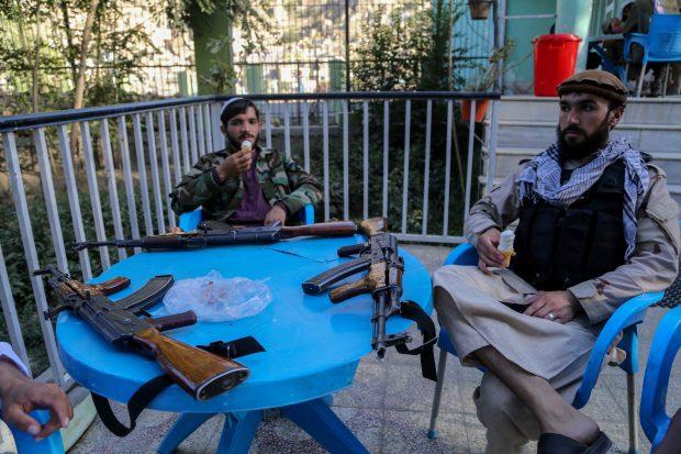 Talibanii au înlocuit Ministerul Femeilor cu Ministerul Promovării Virtuţii şi Prevenţiei Viciului, cunoscut pentru execuții publice