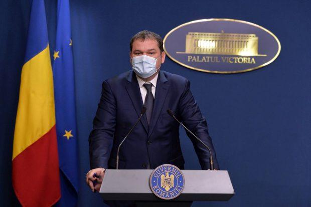 """Cseke Attila, după ce Vlad Voiculescu a acuzat neraportarea unor cazuri COVID: """"Asemenea declaraţii nu ajută"""""""