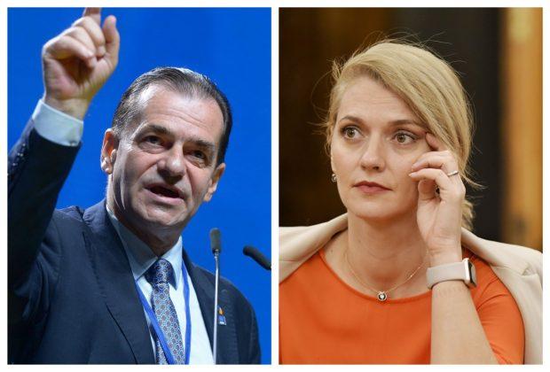 Ludovic Orban și Alina Gorghiu acuză nereguli înaintea Congresului PNL