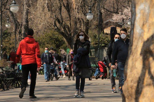 Rata de infectare în București continuă să crească alarmant. Aproape 11 cazuri la mia de locuitori