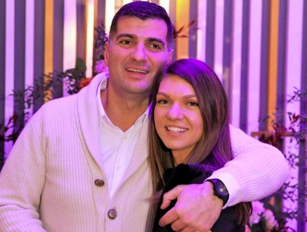 Cine este Toni Iuruc, cel care îi va deveni soț Simonei Halep peste doar câteva zile