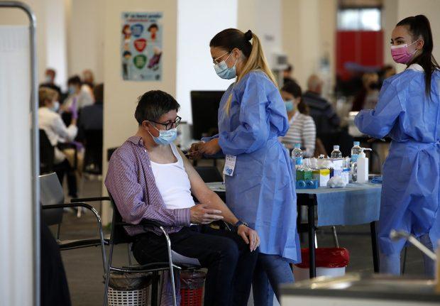 Slovenia impune vaccinarea obligatorie pentru toți angajaţii din sectorul public