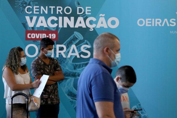 Portugalia a vaccinat 82% din populație. Imaginea din iarnă cu spitalele pline de pacienți COVID a risipit îndoielile față de vaccin