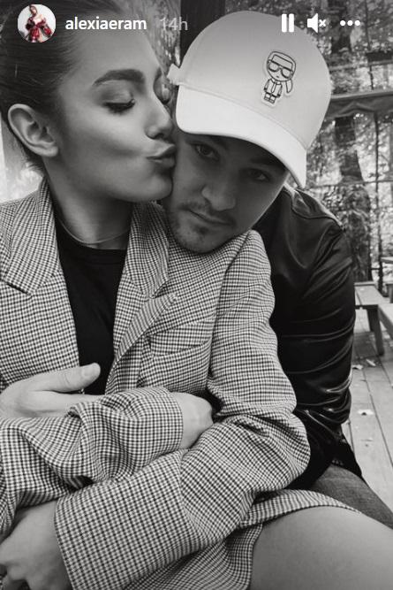 Ipostaza romantică în care au pozat Alexia și Mario Fresh, după zvonurile despărțirii. Dovedesc că încă formează un cuplu