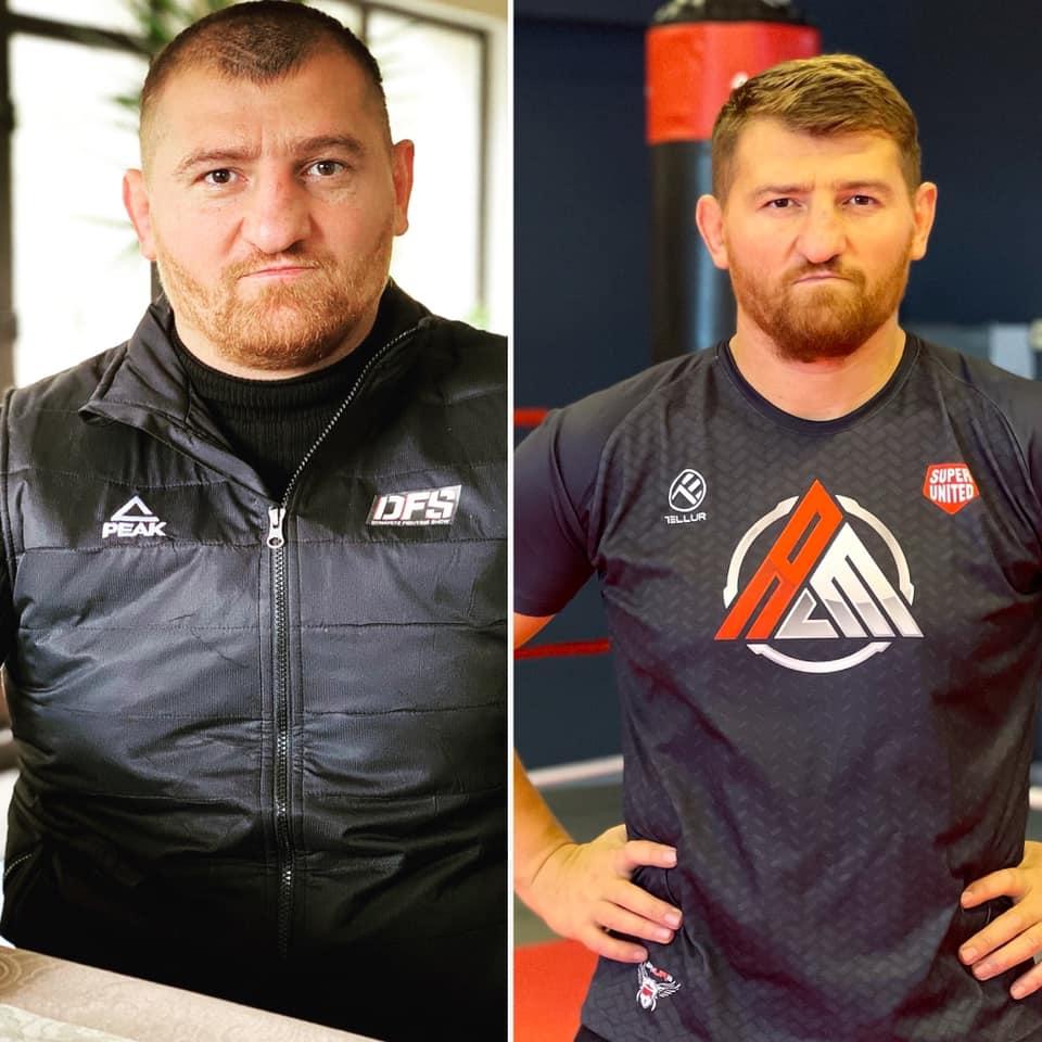 """Transformarea lui Cătălin Moroșanu. A spus câte kilograme are acum: """"Ca atunci când am luptat la K1 Seul"""""""