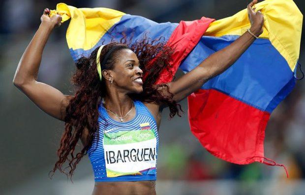 """O fostă campioană olimpică din Columbia intră în politică. """"Sportul poate face mult pentru schimbarea lucrurilor"""""""