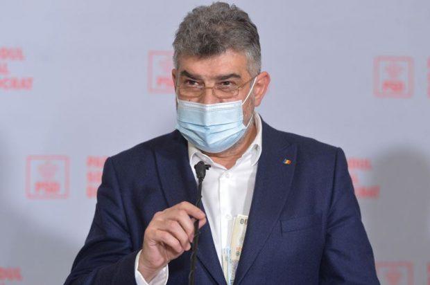 """Ciolacu, despre varianta ca PSD să susţină un guvern minoritar condus de Ciucă: """"Absolut toate variantele sunt în discuţie"""""""