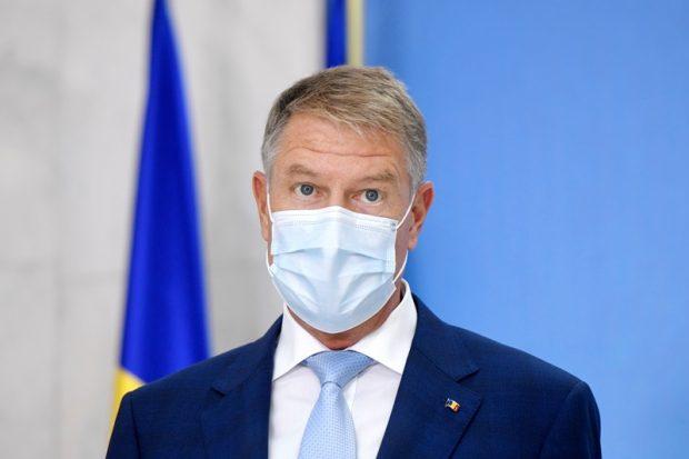 """Număr precedent de decese COVID, anunțat din Slovenia de Iohannis: """"Avem peste 330 de decese azi. O catastrofă"""""""