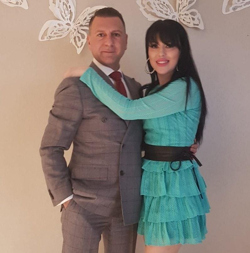 Cine e soția lui Christian Sabbagh. Iulia e mai mică cu 19 ani decât el